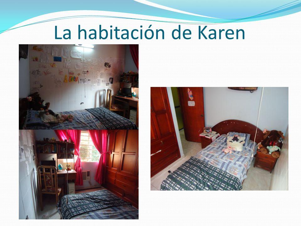 La habitación de Karen