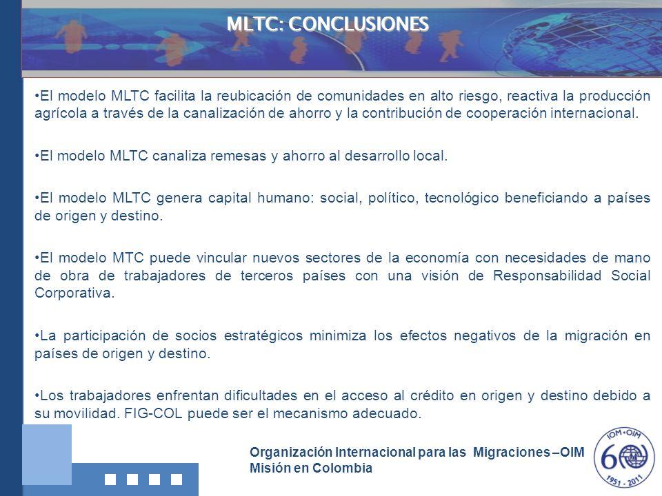 MLTC: CONCLUSIONES