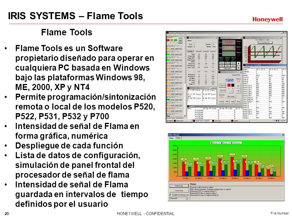 IRIS SYSTEMS – Flame Tools