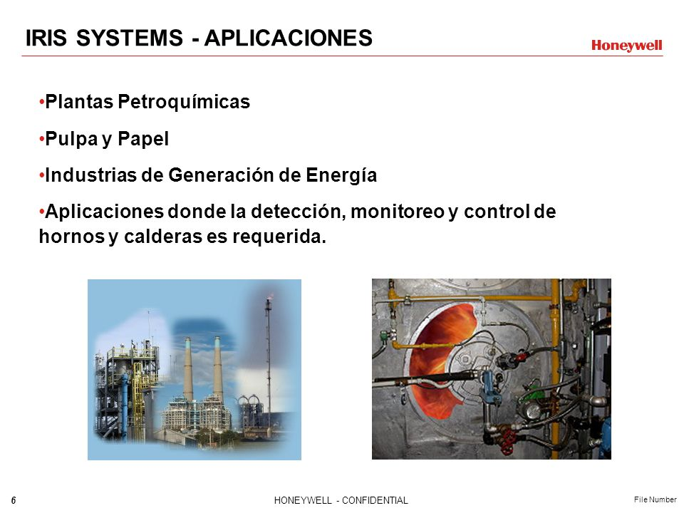 IRIS SYSTEMS - APLICACIONES