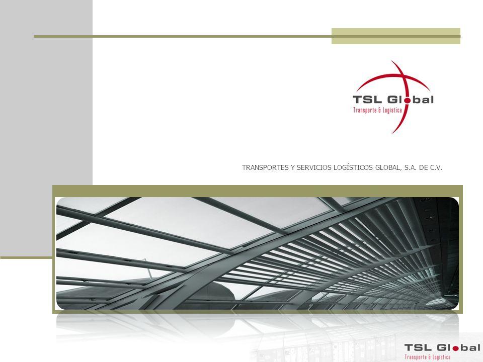 TRANSPORTES Y SERVICIOS LOGÍSTICOS GLOBAL, S.A. DE C.V.
