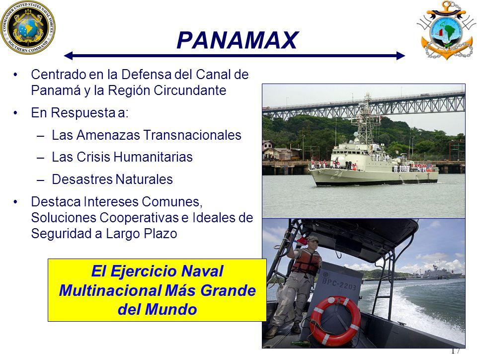 El Ejercicio Naval Multinacional Más Grande del Mundo