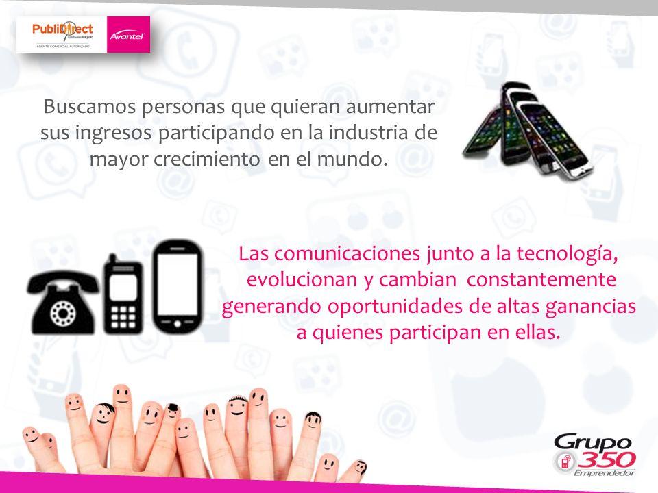 Las comunicaciones junto a la tecnología,