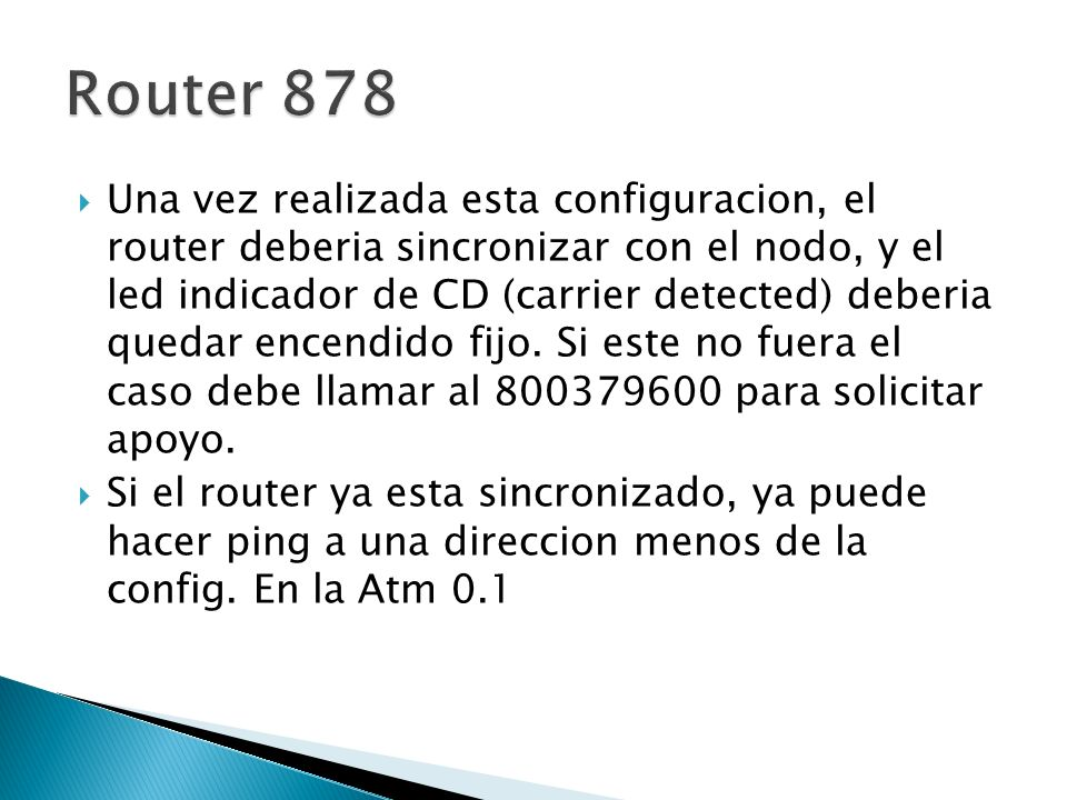 Router 878