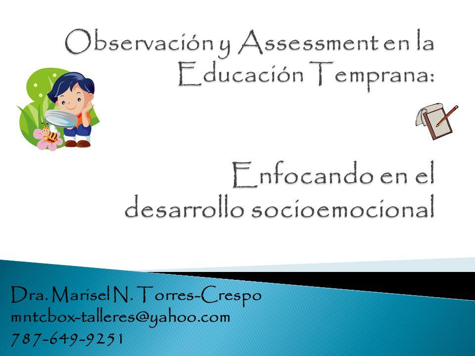 Dra. Marisel N. Torres-Crespo mntcbox-talleres@yahoo.com 787-649-9251