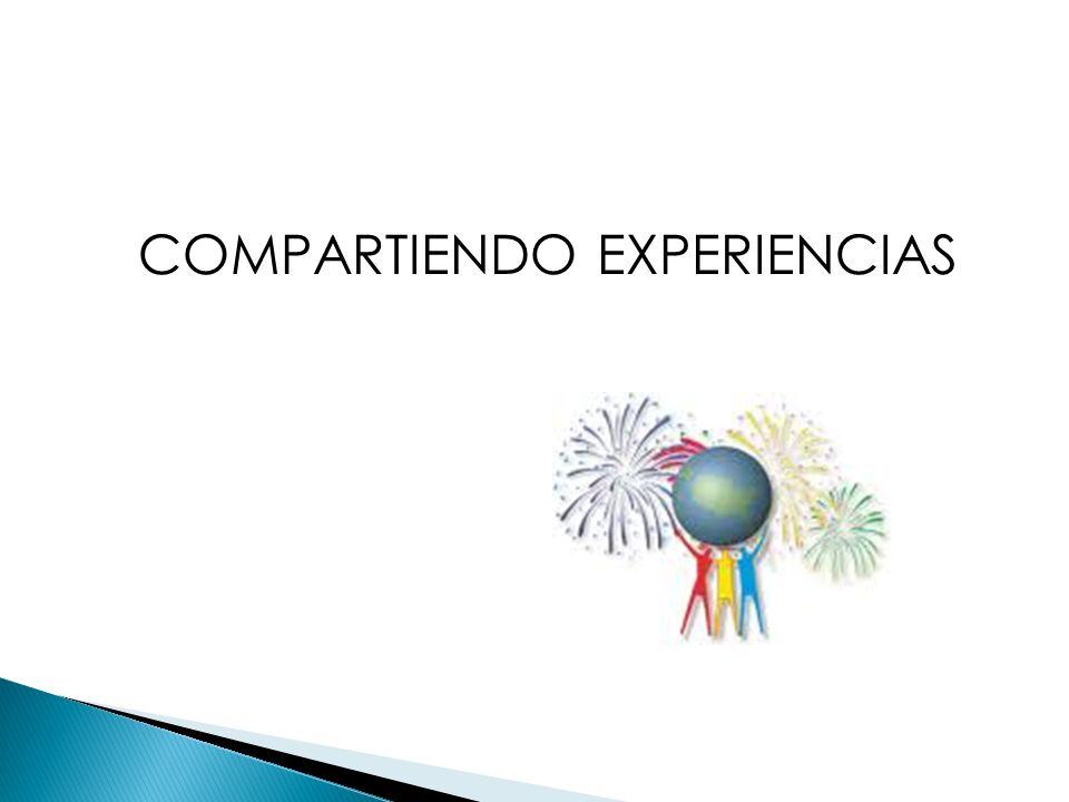 COMPARTIENDO EXPERIENCIAS