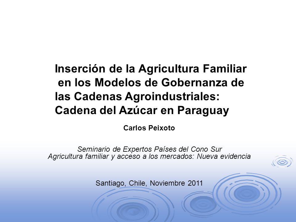 Inserción de la Agricultura Familiar