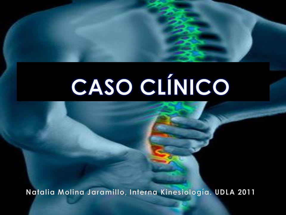 Natalia Molina Jaramillo, Interna Kinesiología. UDLA 2011