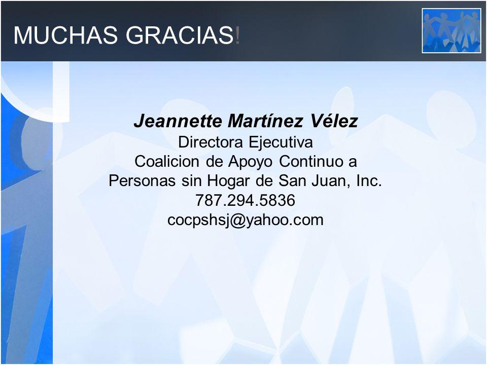Jeannette Martínez Vélez