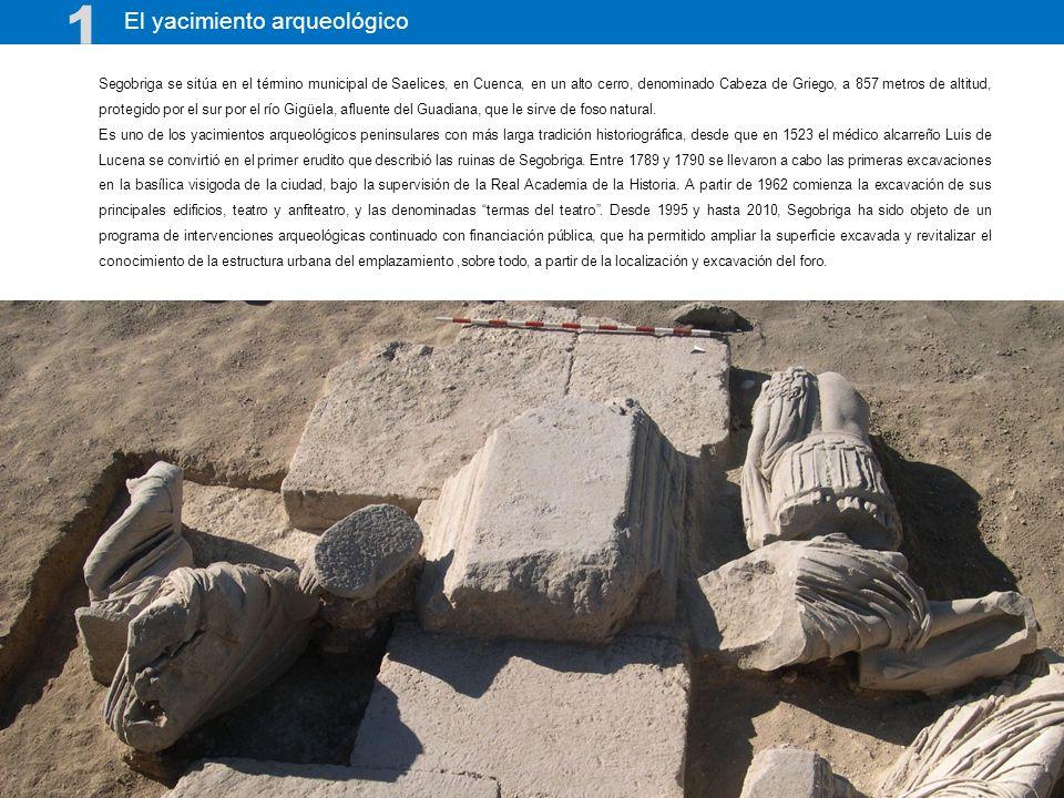 1 El yacimiento arqueológico