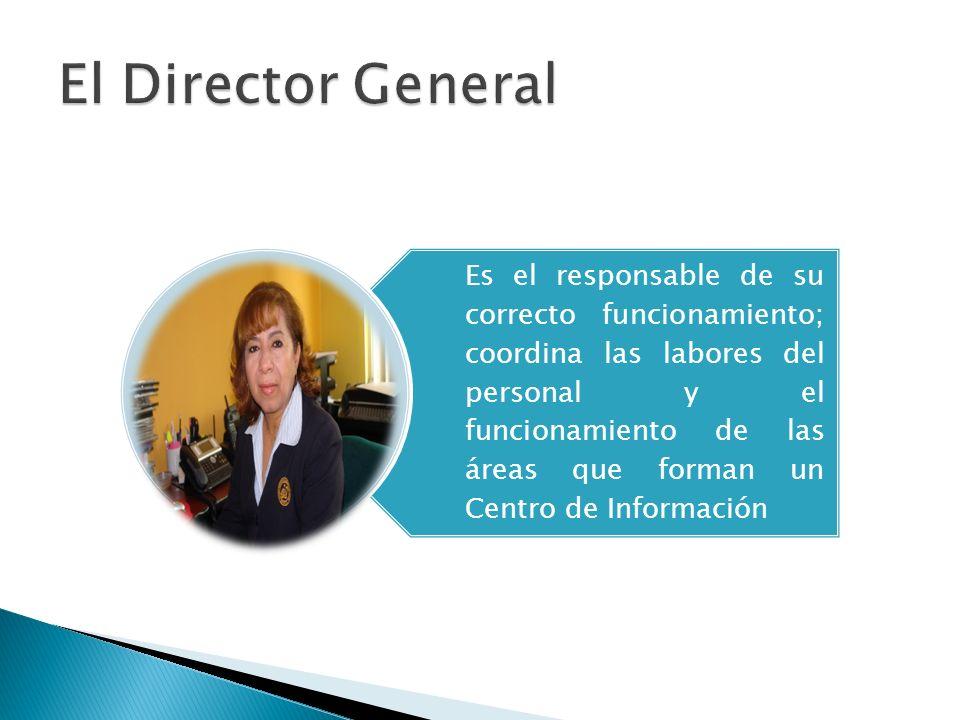 El Director General