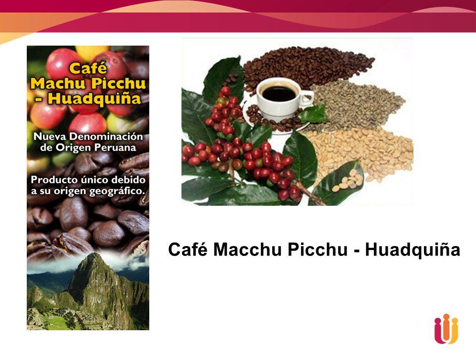 Café Macchu Picchu - Huadquiña