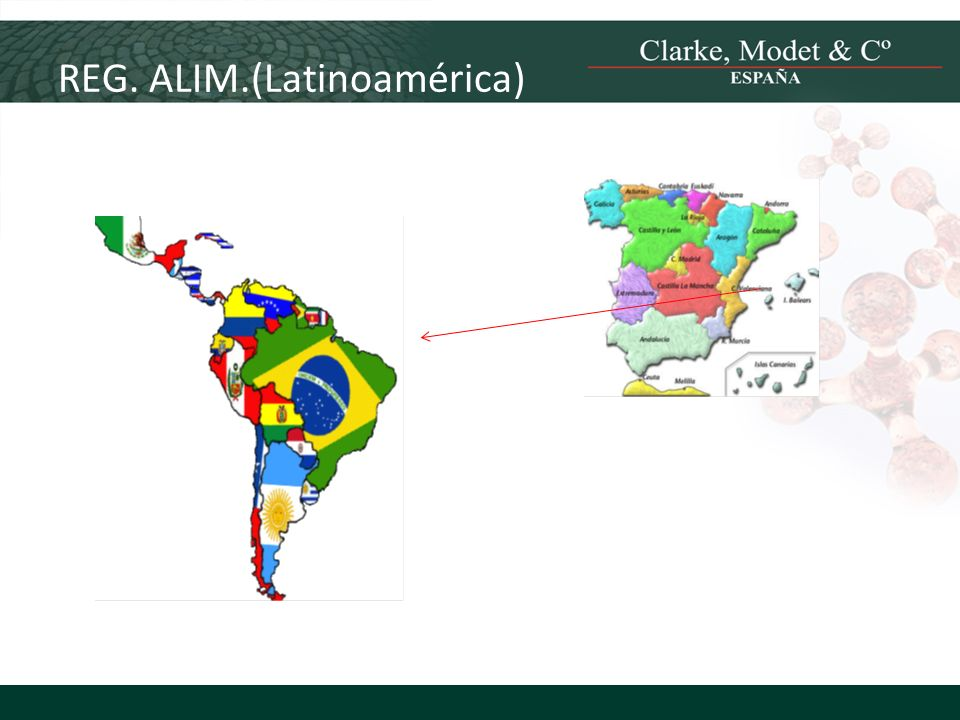 REG. ALIM.(Latinoamérica)