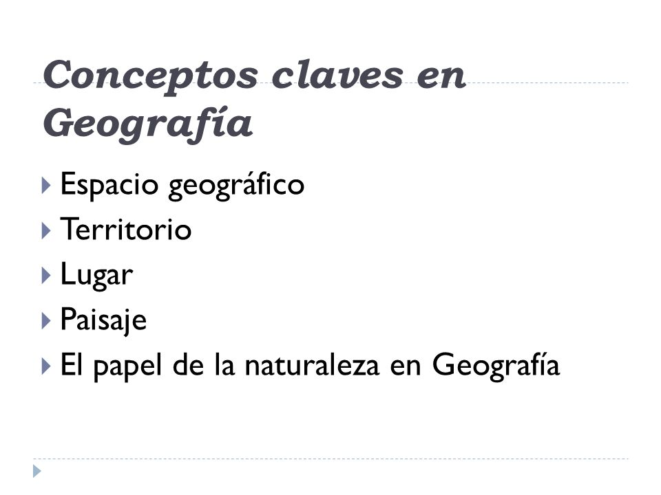 Conceptos claves en geograf a ppt video online descargar - Herrero online particulares ...