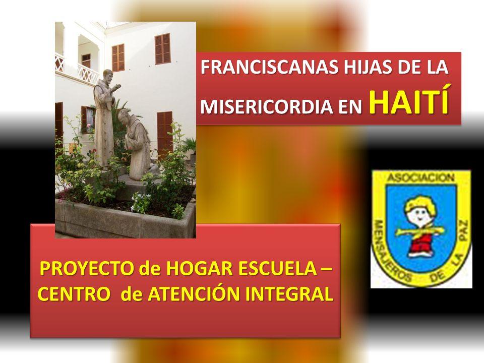 FRANCISCANAS HIJAS DE LA MISERICORDIA EN HAITÍ