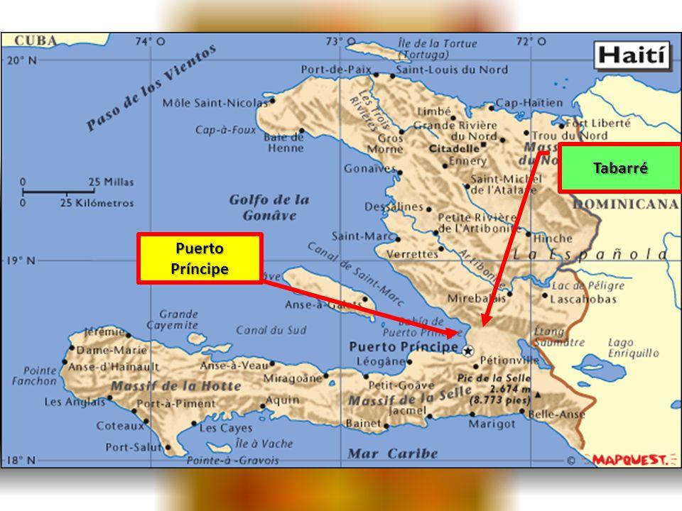 Tabarré Puerto Príncipe