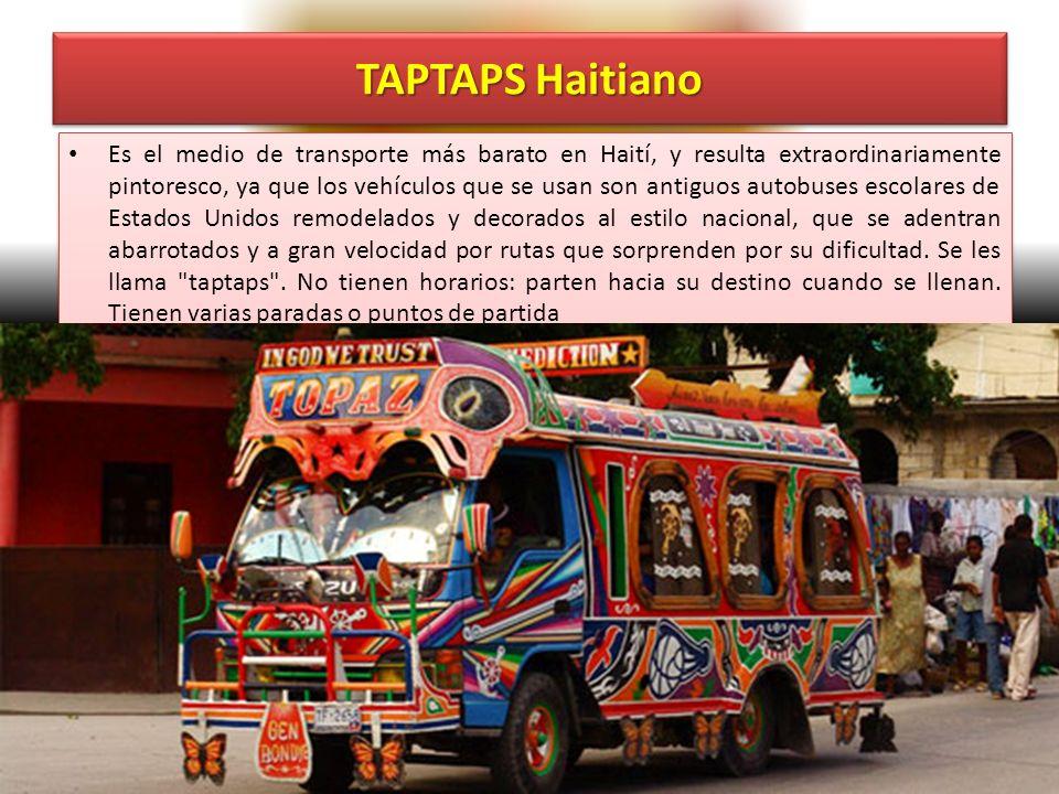 TAPTAPS Haitiano