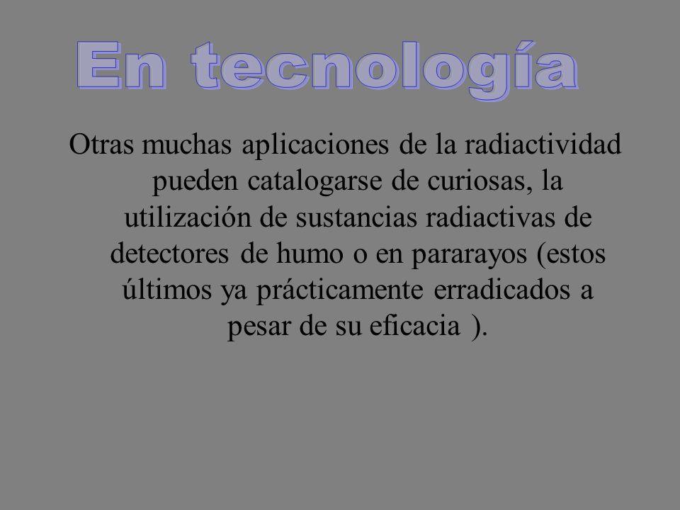 En tecnología