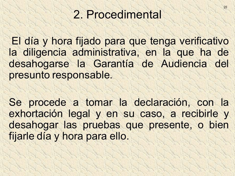 2. Procedimental 28.