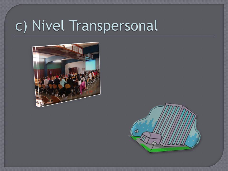 c) Nivel Transpersonal