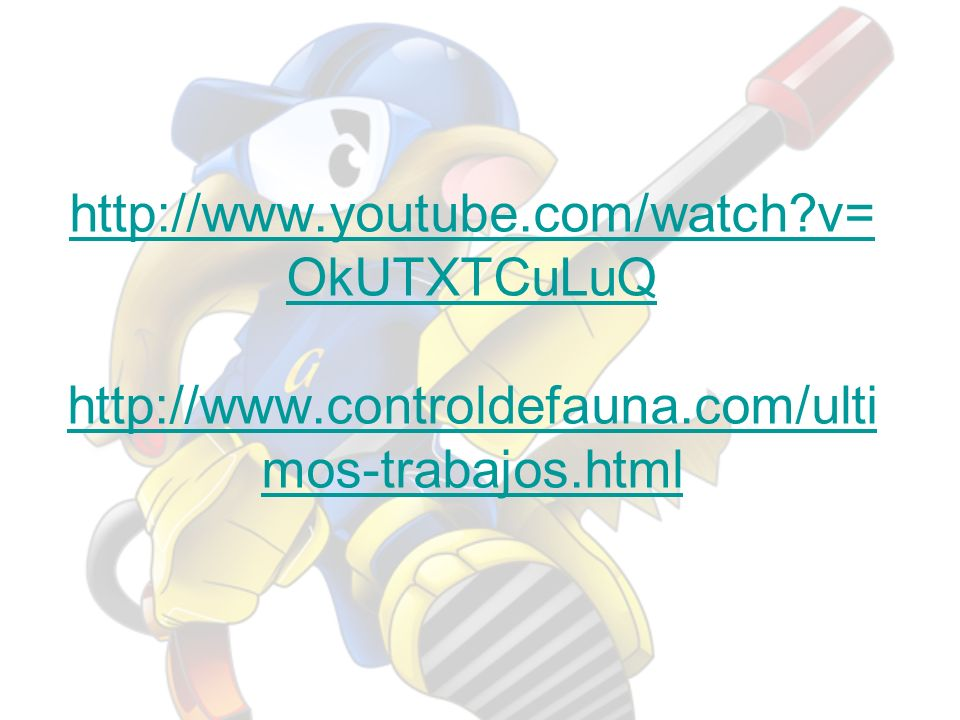 http://www. youtube. com/watch. v=OkUTXTCuLuQ http://www