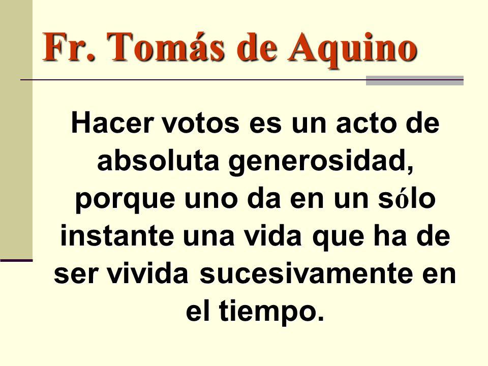 Fr. Tomás de Aquino