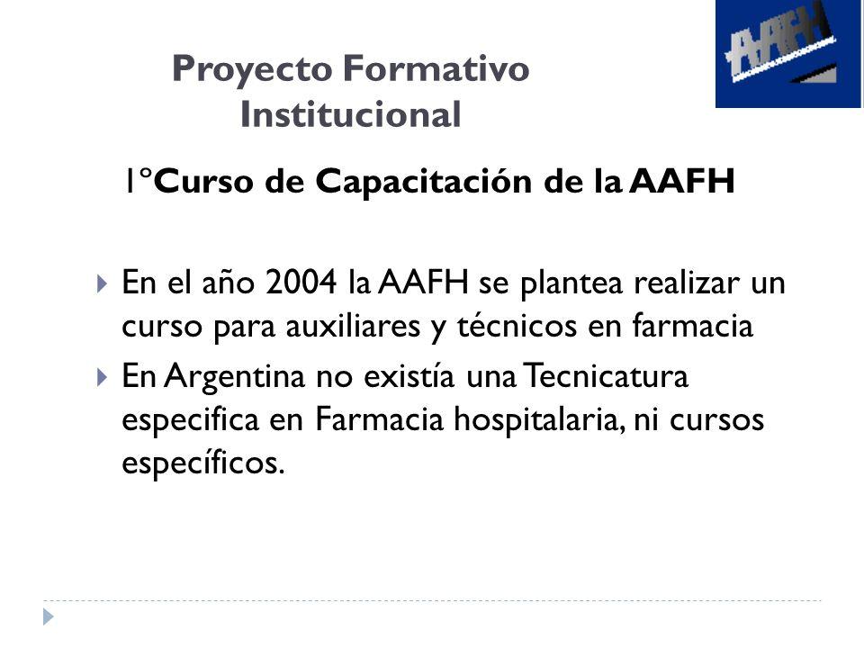 Proyecto Formativo Institucional