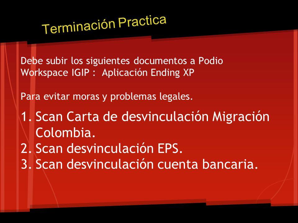 Scan Carta de desvinculación Migración Colombia.