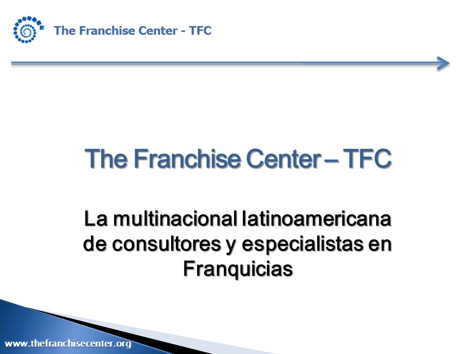 The Franchise Center – TFC