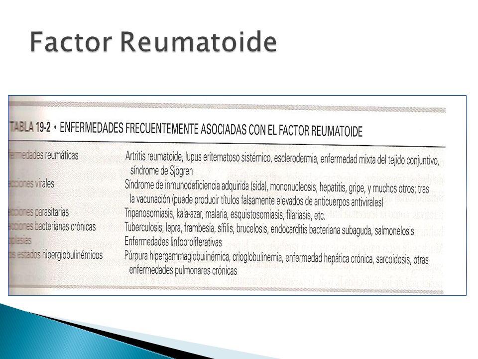 Factor Reumatoide