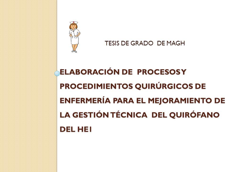 TESIS DE GRADO DE MAGH