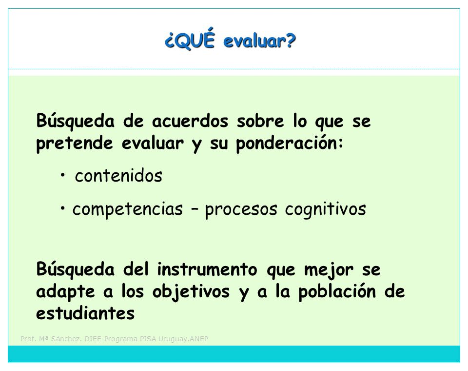 competencias – procesos cognitivos