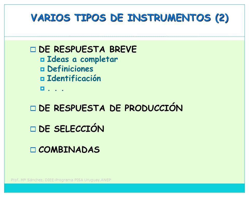 VARIOS TIPOS DE INSTRUMENTOS (2)