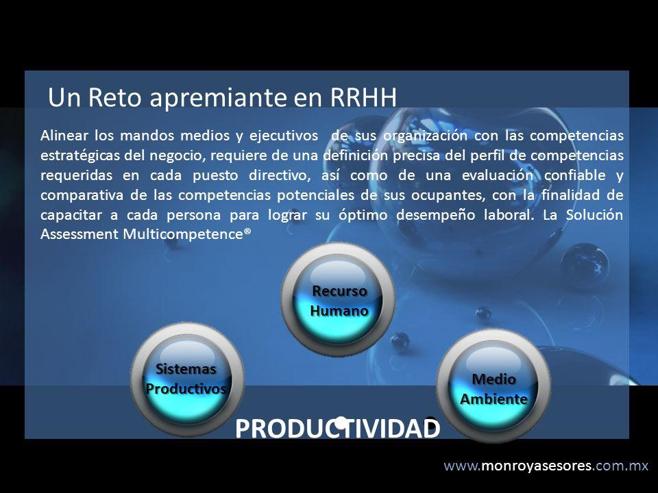 Un Reto apremiante en RRHH