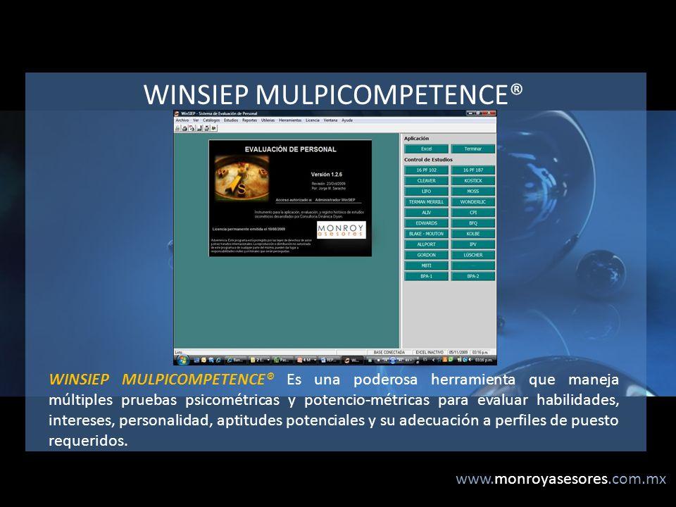 WINSIEP MULPICOMPETENCE®