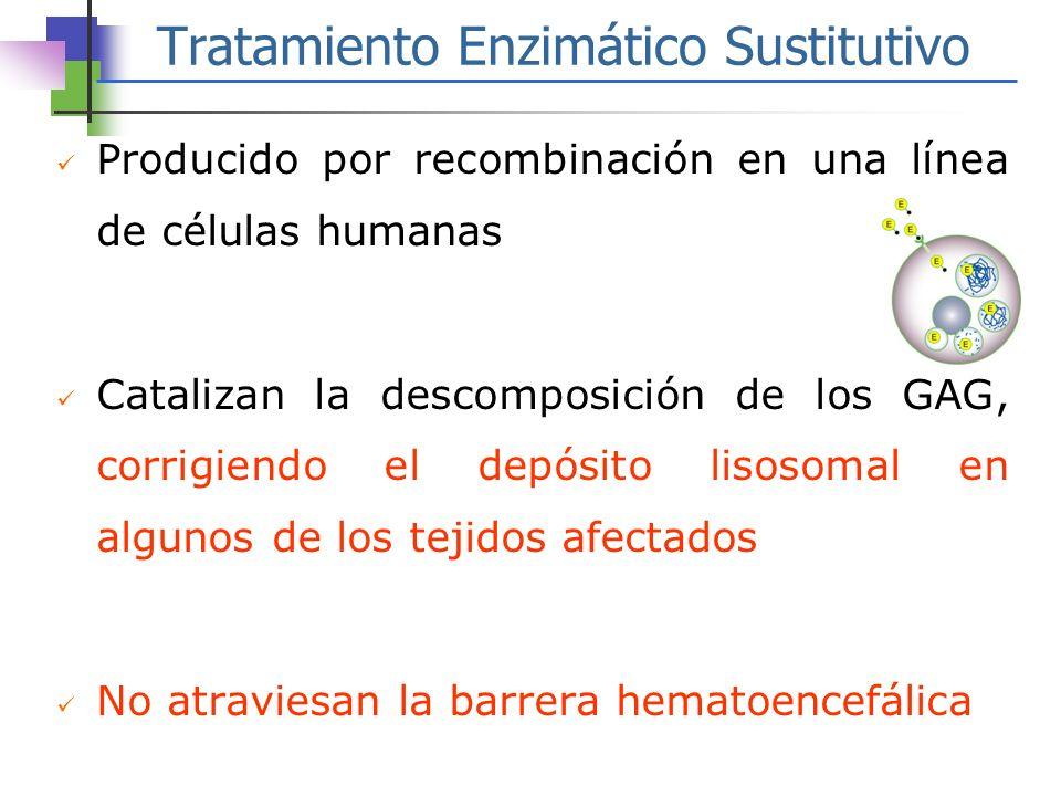 Tratamiento Enzimático Sustitutivo