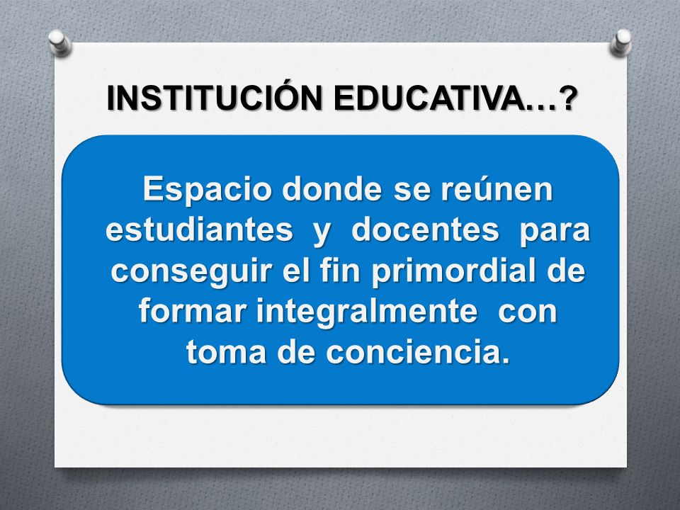 INSTITUCIÓN EDUCATIVA…