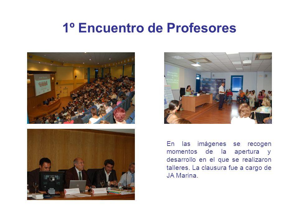 1º Encuentro de Profesores