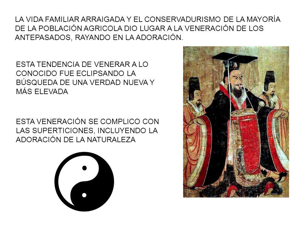 LA VIDA FAMILIAR ARRAIGADA Y EL CONSERVADURISMO DE LA MAYORÍA