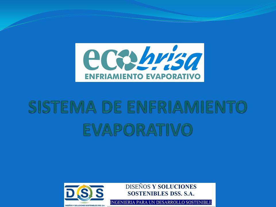 SISTEMA DE ENFRIAMIENTO EVAPORATIVO