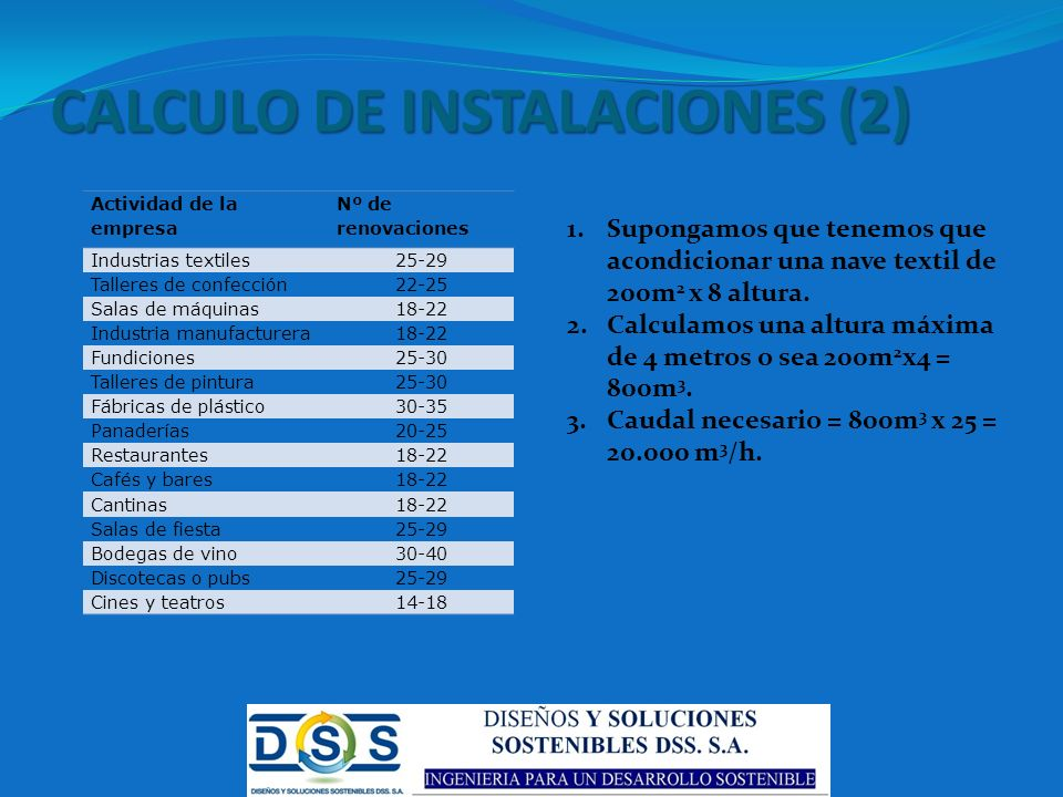 CALCULO DE INSTALACIONES (2)