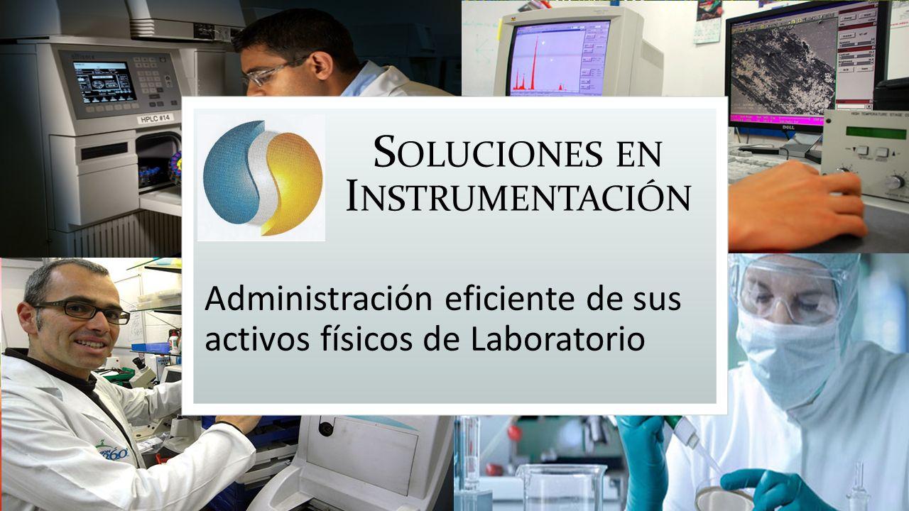 Soluciones en Instrumentación