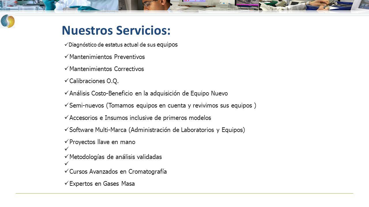 Nuestros Servicios: Mantenimientos Preventivos