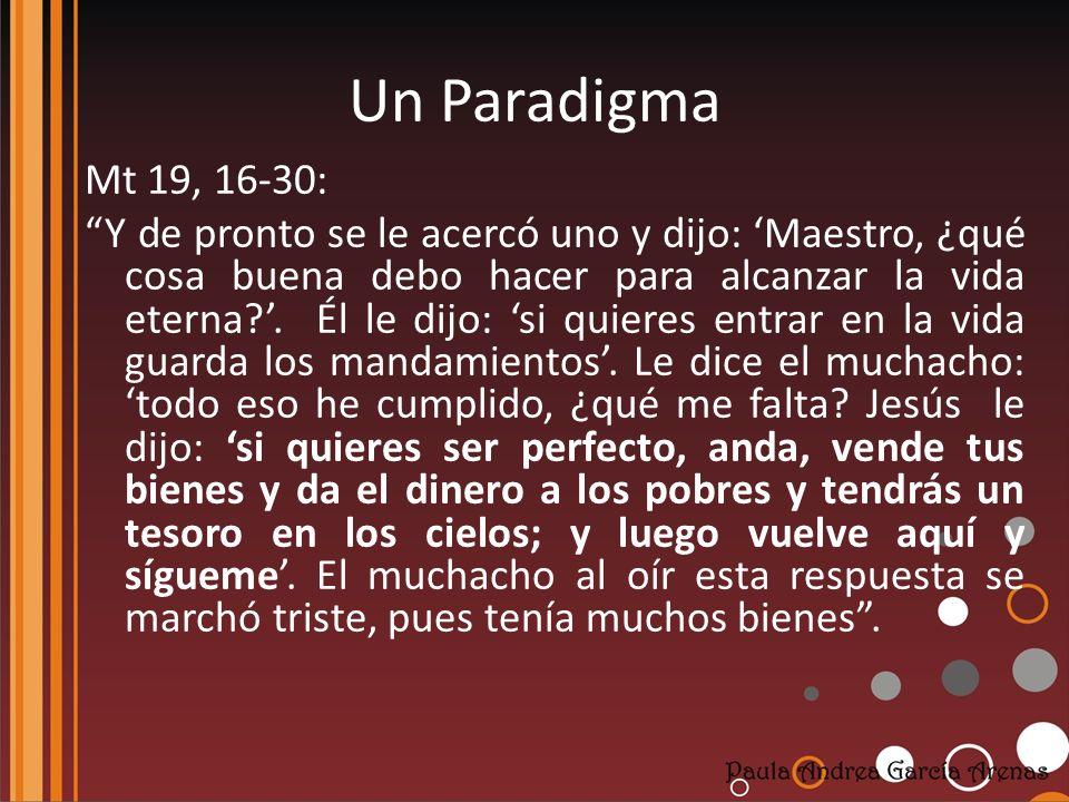 Un Paradigma