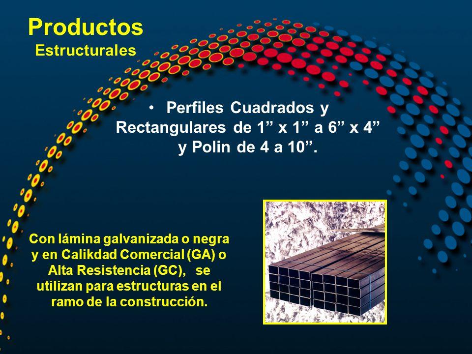 Productos Estructurales