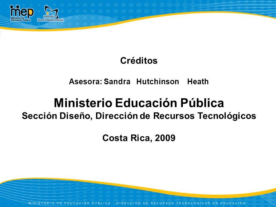 Ministerio Educación Pública