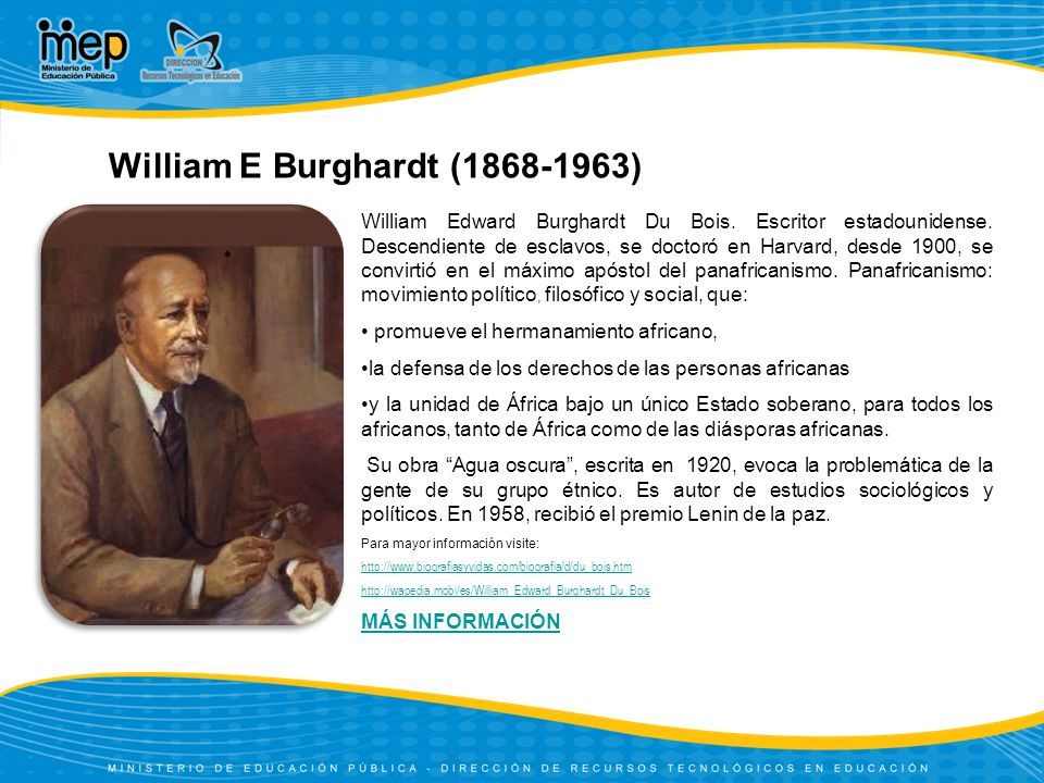 William E Burghardt (1868-1963)
