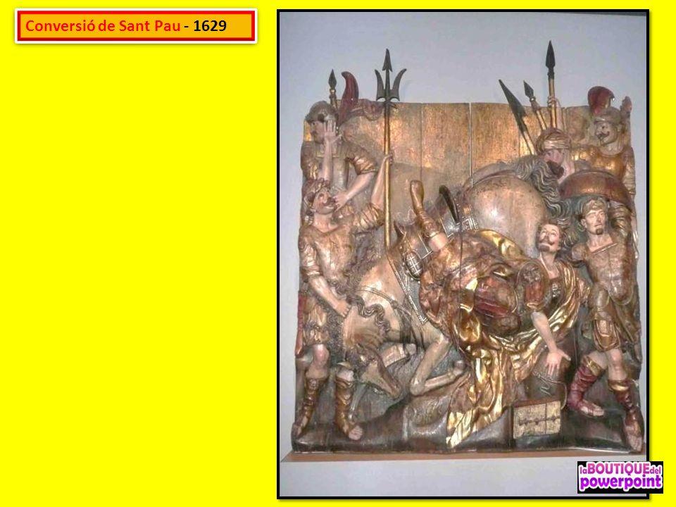 Conversió de Sant Pau - 1629