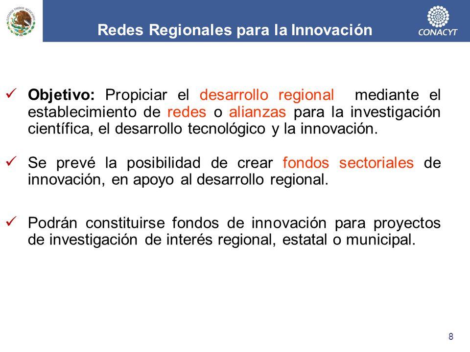 Redes Regionales para la Innovación