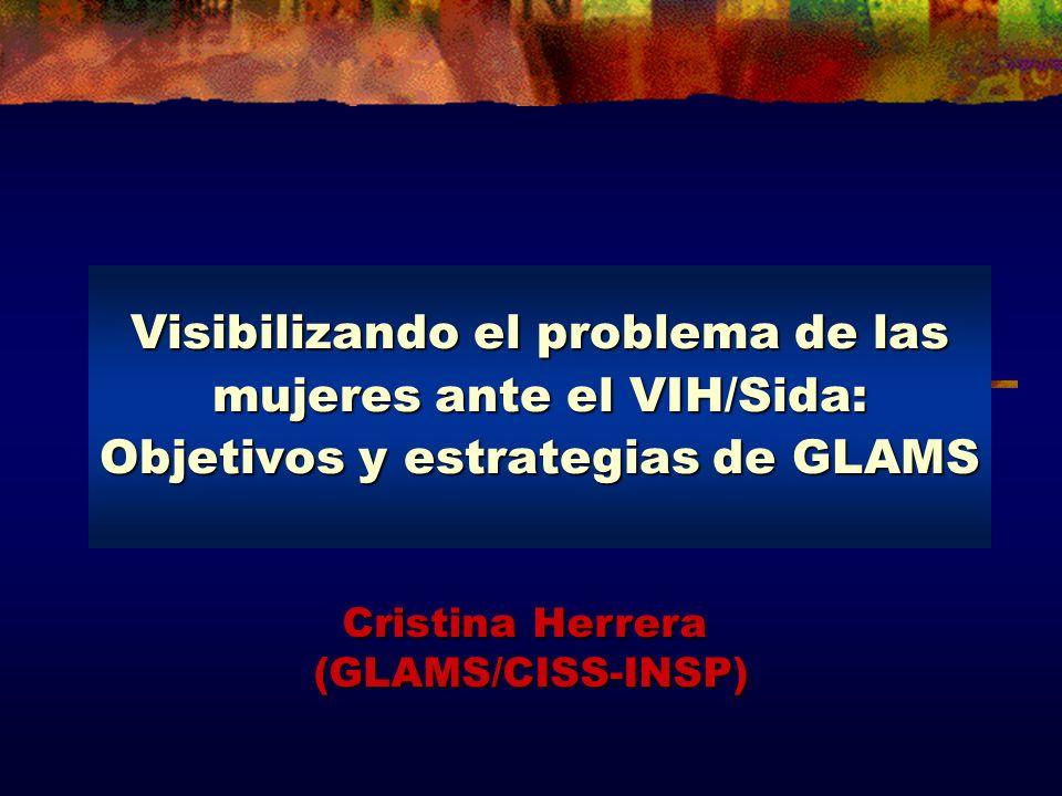 Cristina Herrera (GLAMS/CISS-INSP)